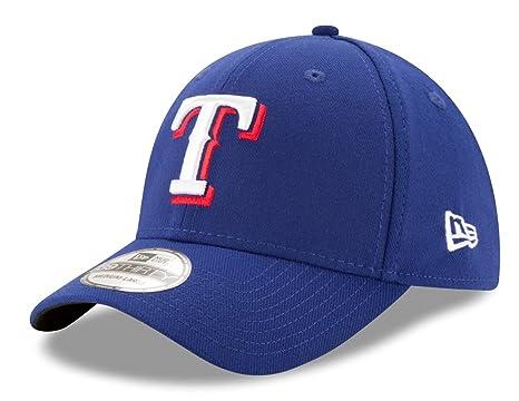 sports shoes 185f0 c5d75 New Era Team Classic 3930 Texas Rangers  quot Game quot  FlexFit Hat (Royal  Blue