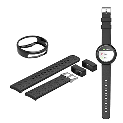 Amazon.com: Chofit Funda TPU Compatible para Garmin ...