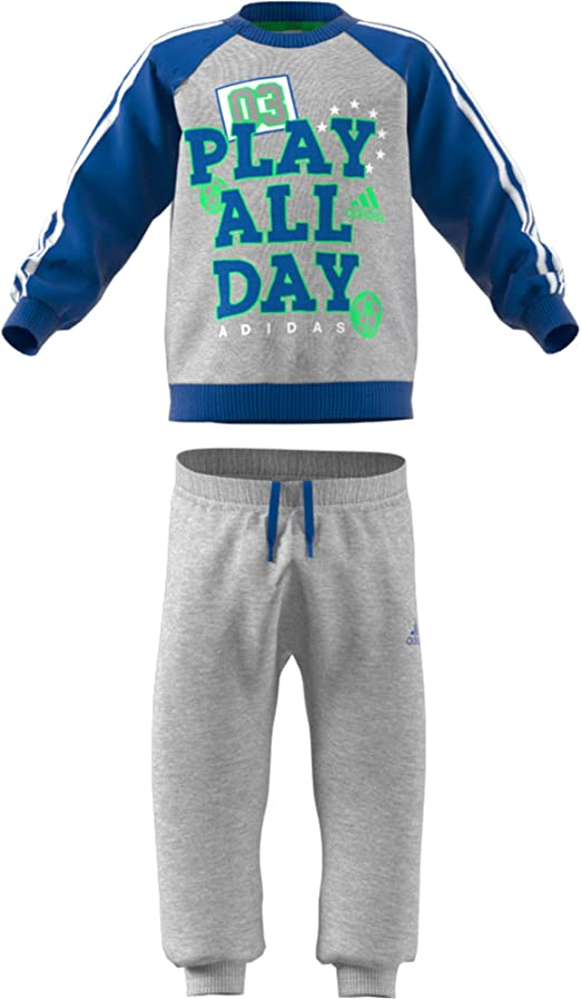 adidas Unisex Baby Graphic Jogger French Terry Chándal: Amazon.es ...