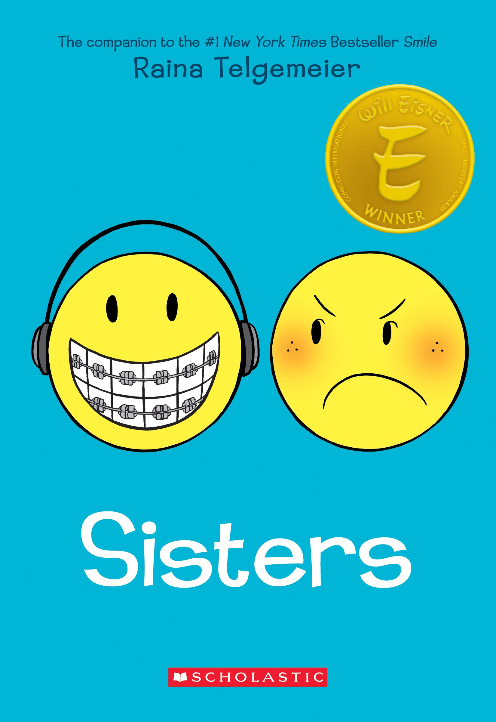 Image result for sisters raina telgemeier