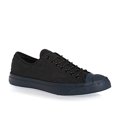 bca19745aaf908 Converse Unisex Trainers Jack Purcell Jack Ox Black 12 UK EUR 47.5 US M13  W14.5