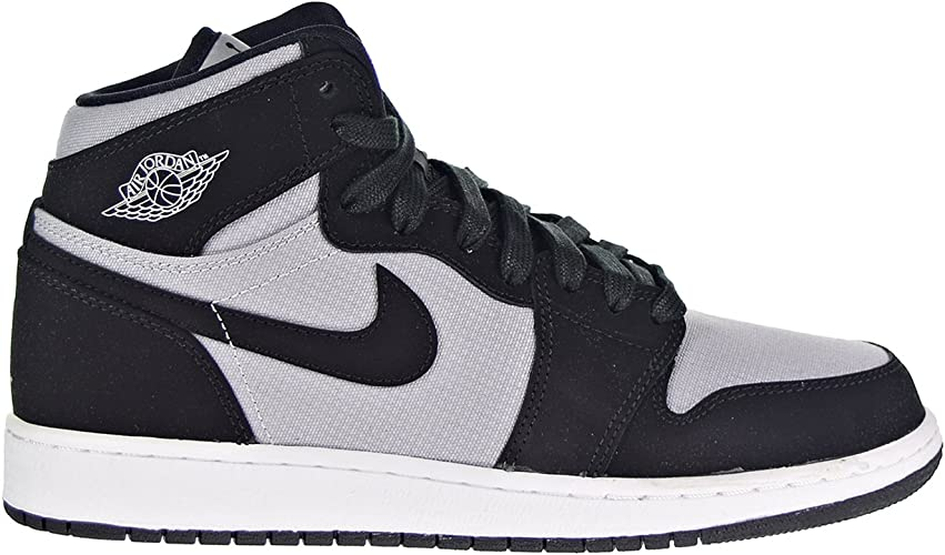 Nike Damen Air Jordan 1 Retro High GG Basketballschuhe, Gris ...