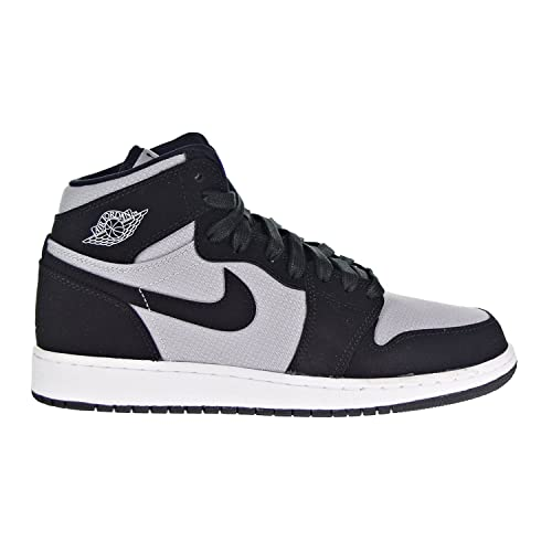 Nike Damen Air Jordan 1 Retro High GG Basketballschuhe, Gris