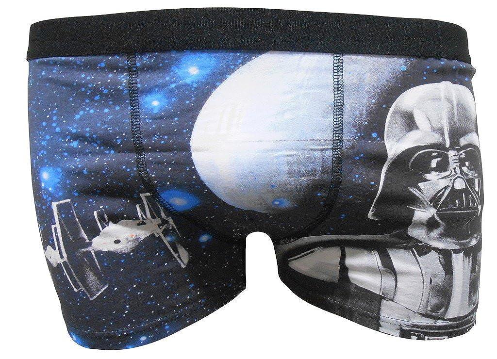 Star Wars Darth Vader Mens Boxer Trunks Dos Paquetes