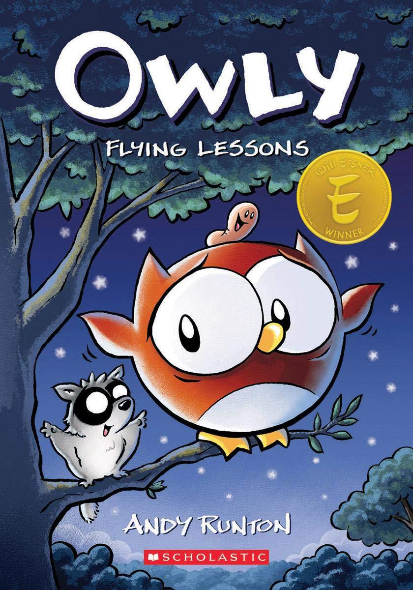 Flying Lessons Owly 3 3 Runton Andy Runton Andy 9781338300697 Amazon Com Books
