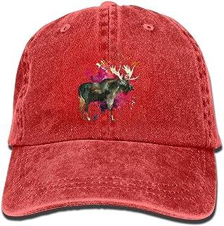 hanbaozhou Cappellini Baseball Rainbow Mse Denim Hat Adjustable Men Low Baseball Hats