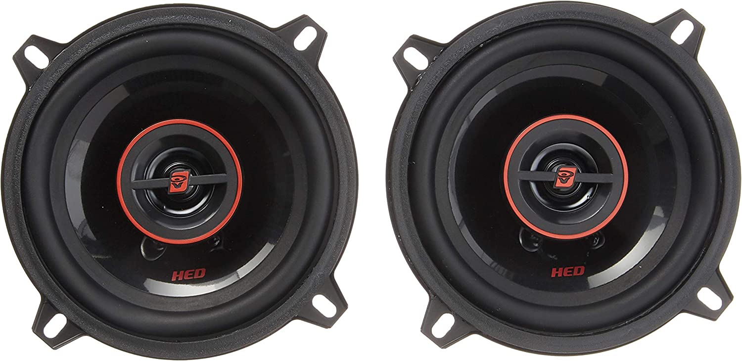 "CERWIN-Vega Mobile H752 HED(R) Series 2-Way Coaxial Speakers (5.25"", 300 Watts max)"