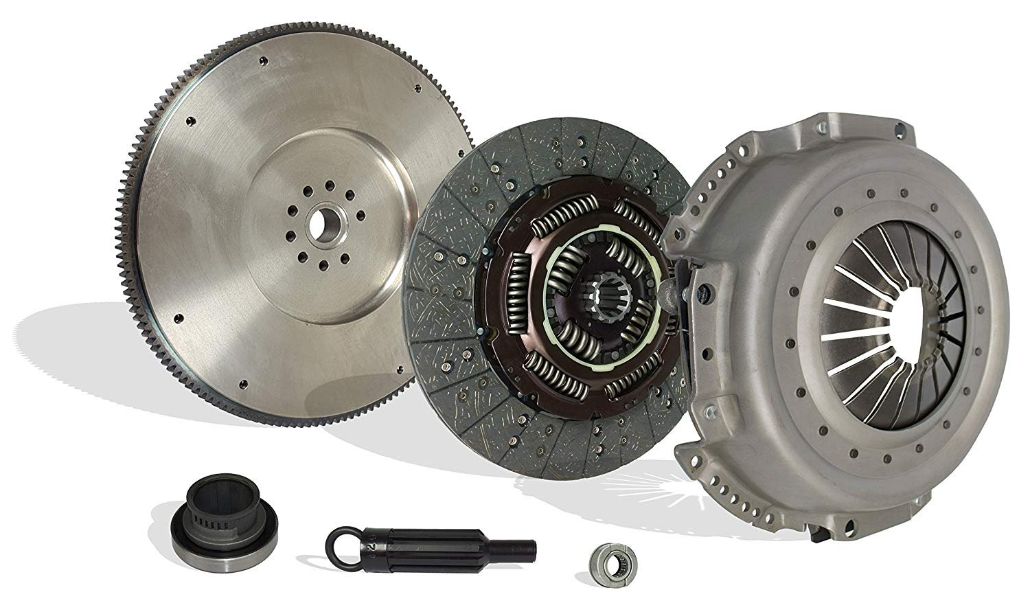 Solid Volante Kit de conversión para Ford F Super Duty F250 F350: Amazon.es: Coche y moto