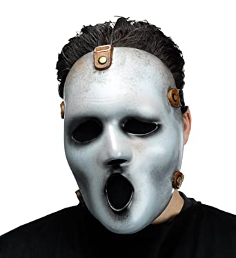 Fun World Mens Mtv Scream Adult Mask, White, Standard