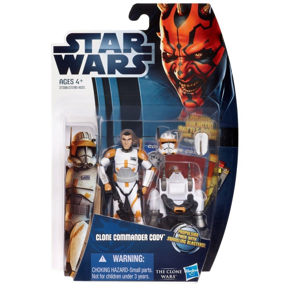 Star Wars 2011 Clone Wars Animated Action Figure CW No 57 Stealth Ops Clone