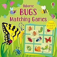 Matching Games: Bugs Matching Games