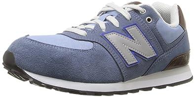 new balance 40 blau