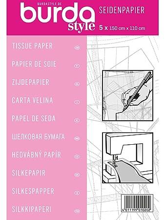 Burda Style Seidenpapier: Amazon.de: Küche & Haushalt