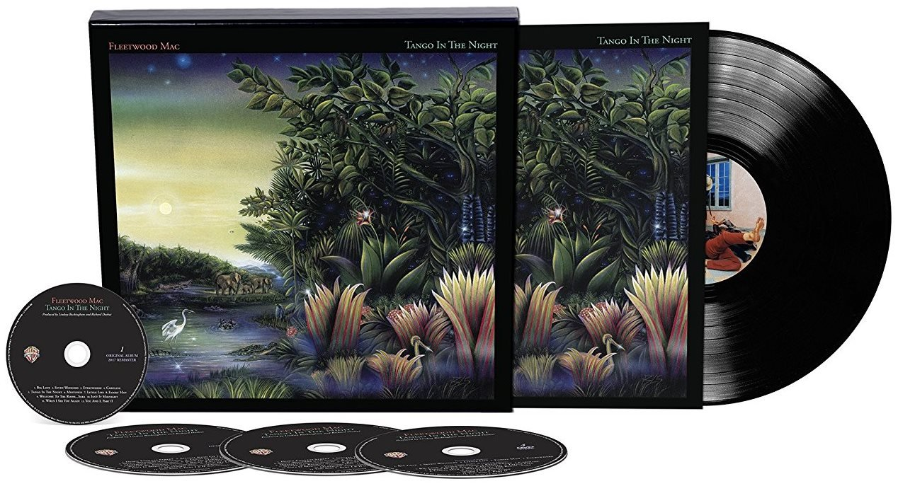 Fleetwood Mac - Tango In The Night [3CD Deluxe Edition] (2017) [CD FLAC] Download