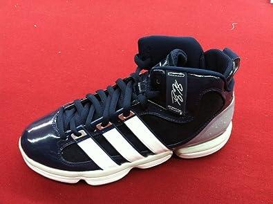 reputable site b2f83 29f9c adidas SM Beast Commander NCAA US Men s 8.5 M  (DarkNavy RunningWhite DarkNavy)