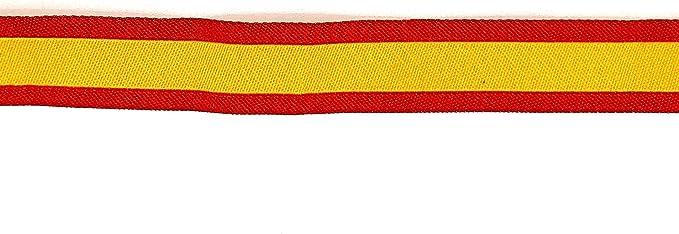 Gemelolandia | Packs y Sets de 6 Pulseras de Tela Impresas Bandera España Bordada | Regalo Original | Ideal Para Bodas, Aniversarios, Fiestas, Despedidas de Solteros | Calidad HD: Amazon.es: Ropa y accesorios
