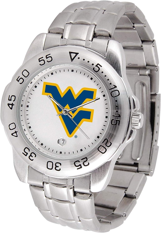 West Virginia Mountaineers - Sport Steel