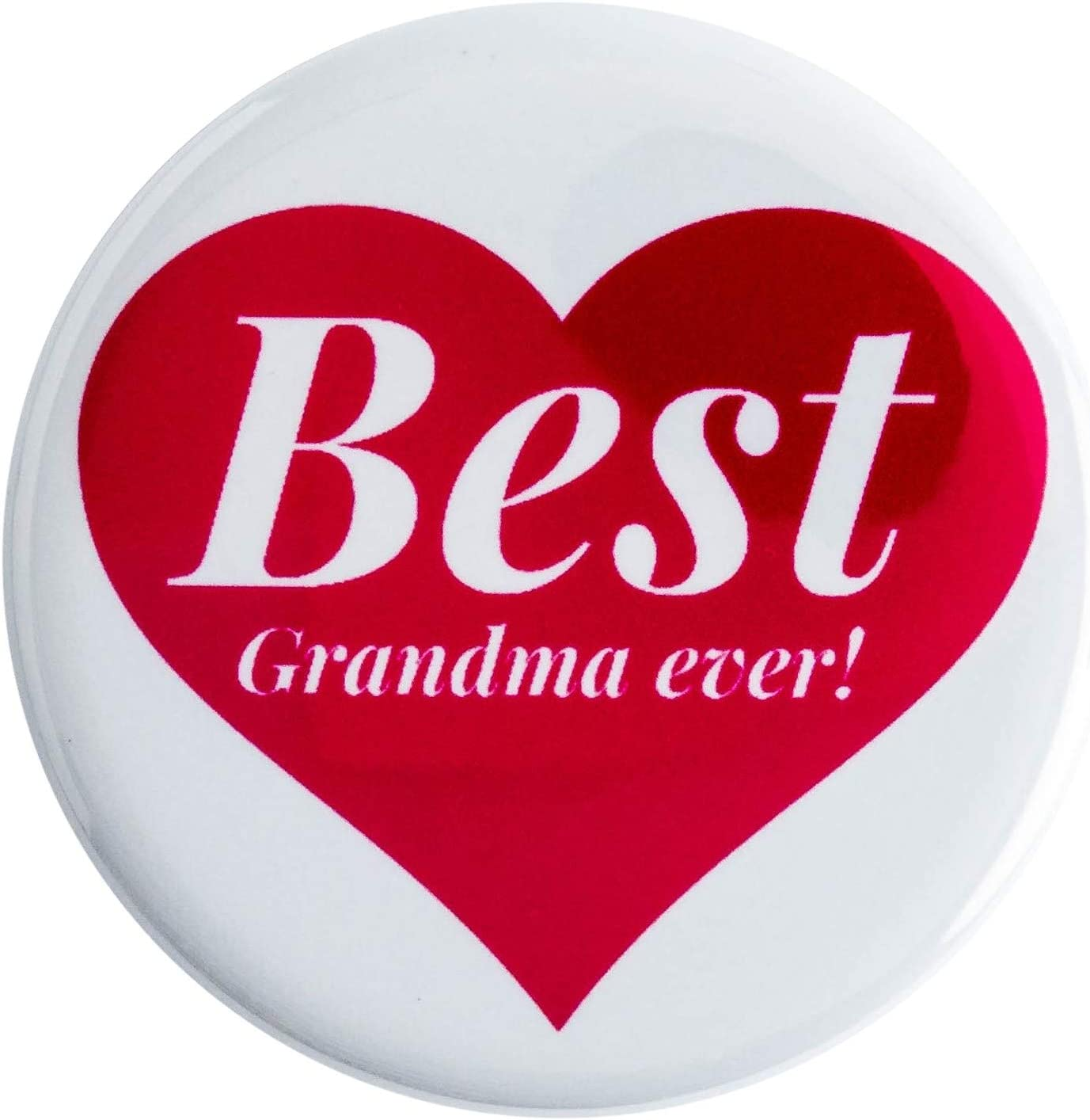 Granny Mother Mum The Only Thing Small Plastic Fridge Magnet Keepsake Card Favour