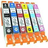エプソン ( EPSON ) ITH-6CL ( EP-709A ) イチョウ 対応 互換インクカートリッジ 6色セット ≪ ベルカラー ≫