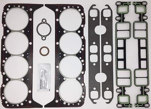 Head Gasket Sets FEL-PRO Head Gasket Set & BOLTS compatible with ...
