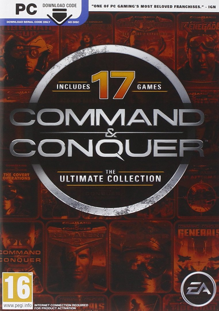 Electronic Arts Command  Conquer The Ultimate Collection PC Juego PC Estrategia