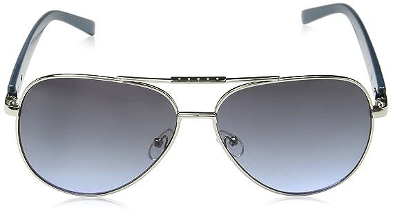Eyelevel Unisex-Erwachsene Sonnenbrille Florida, Silber (Silver Effect), 60