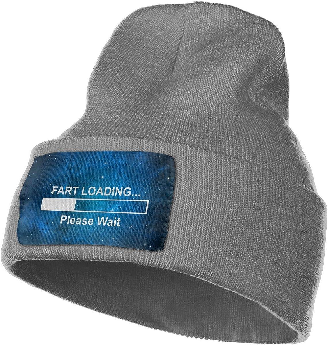 Helidoud Fart Loading Winter Beanie Hat Knit Hat Cap for for Men /& Women