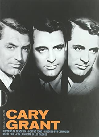 Pack: Cary Grant (Incluye 5 Películas) [DVD]: Amazon.es: Alan Hale ...