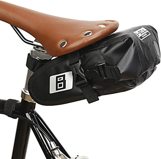 Bicycle Waterproof Storage Saddle Bag Bike Seat Cycling Rear Outdoor Pouch UT9