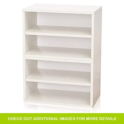 Amazon Com Way Basics Florence Storage Blox Eco Friendly