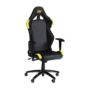Gelb Stuhl Armlehne Mit Schwarz Omp Gaming Bürostuhl hCBtsQrdx