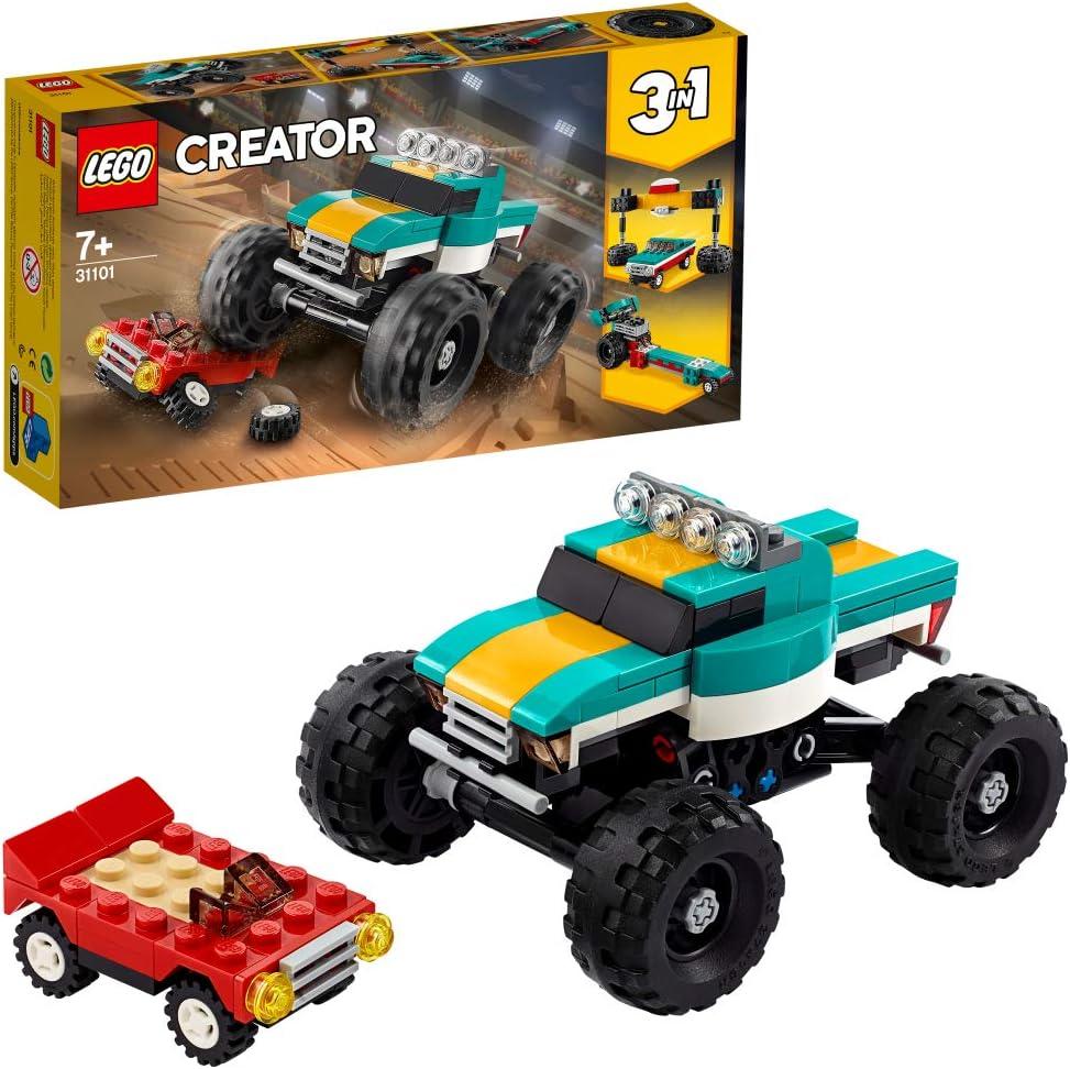 レゴ(LEGO) クリエイター モンスタートラック 31101