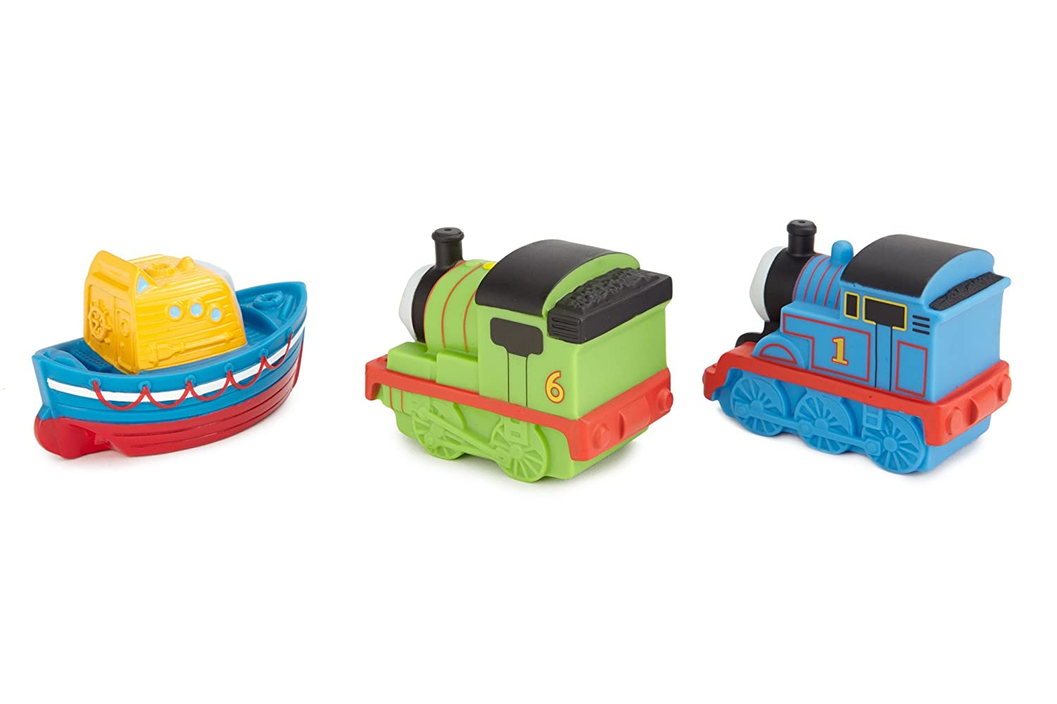Fisher-Price Thomas the Train Bath Squirters: Amazon.ca: Toys & Games