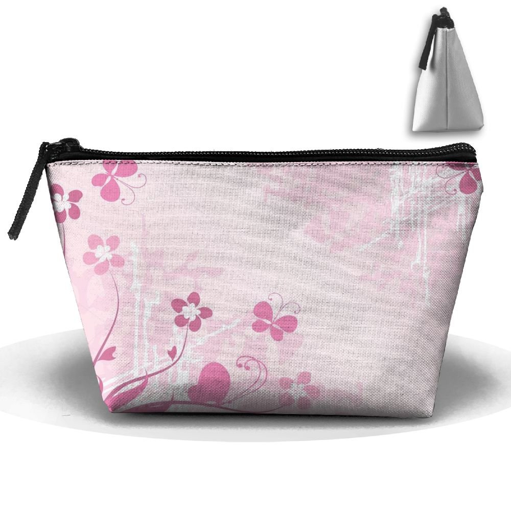 25c4401100 cheap MASDUIH Pink Butterfly And Tree Hand Bag Pouch Portable Storage Bag  Clutch Handbag