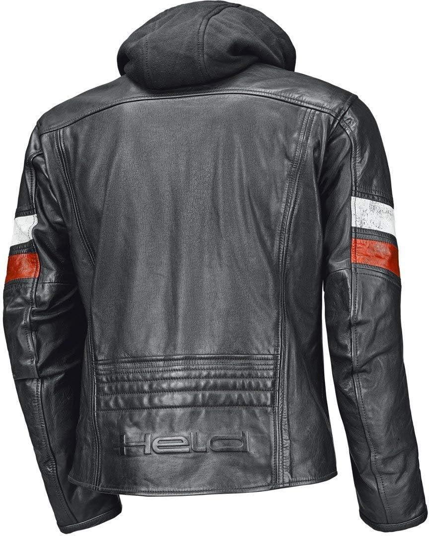 Held Macs Motorrad Lederjacke 50