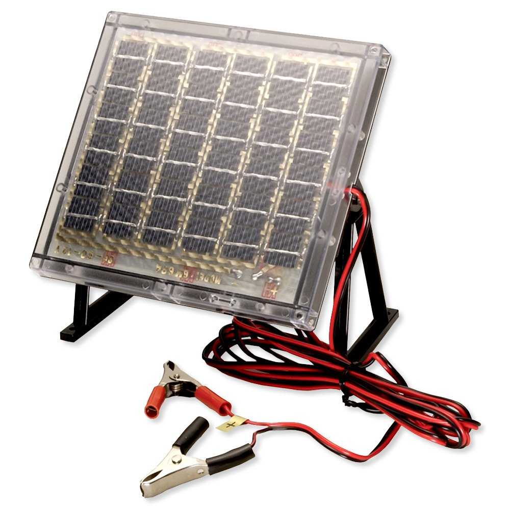 AMERICAN HUNTER 6 Volt Solar Charger