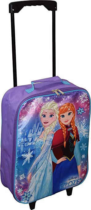 Amazon.com: Disney Frozen Elsa & Anna - Estuche plegable con ...