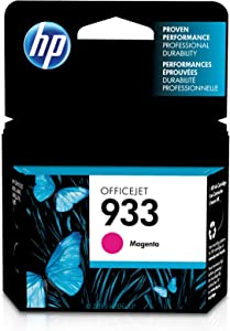 HP 933 Magenta Ink Cartridge (CN059AN)
