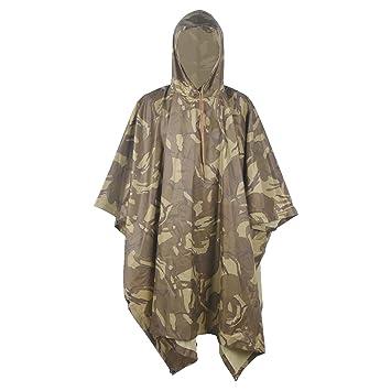 Amazon.com: LOOGU - Poncho impermeable para lluvia ...