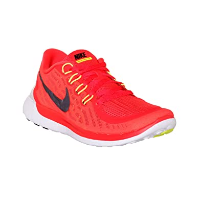 best website e92e0 f38b2 Nike - Free 5.0-724382-600 - Rouge Baskets Mode Homme
