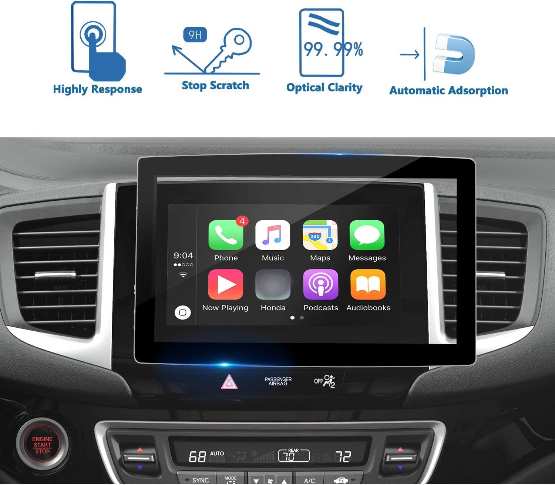 TOP Car GPS Display Tempered Glass Screen Protector For Honda Accord 2018