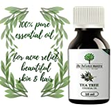 The Balance Mantra Purifying, Detoxifying - Tea Tree Aromatherapy Essential Oil 100% Pure, Therapeutic Grade 10Ml