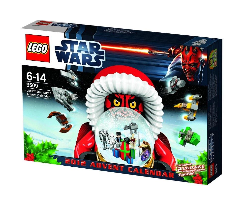 LEGO Star Wars - 9509 - Jeu de Construction - Le Calendrier de l'avent 4654369
