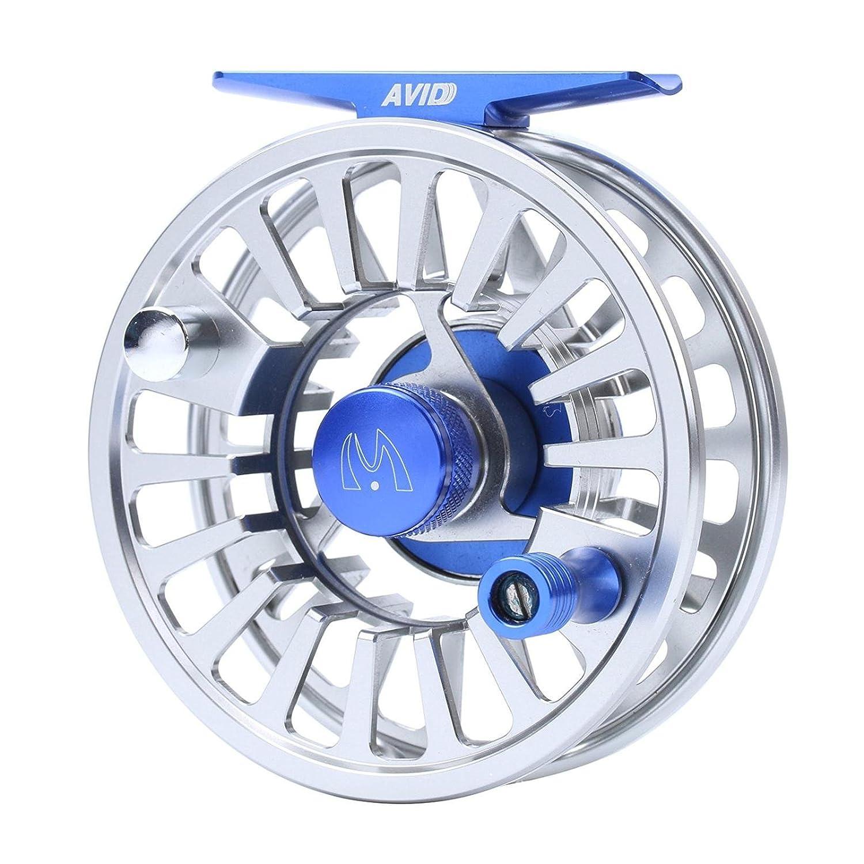 最高の品質 Maxcatch Avidシリーズ フライフィッシングリール - 1 7/8/3 3/4 wt 3/4 5/6 7/8 9/10 – 5色あり B01NADCQYL 3/4 wt|シルバー シルバー 3/4 wt, ロッソエブルー:428d52d2 --- crisscross.co.in