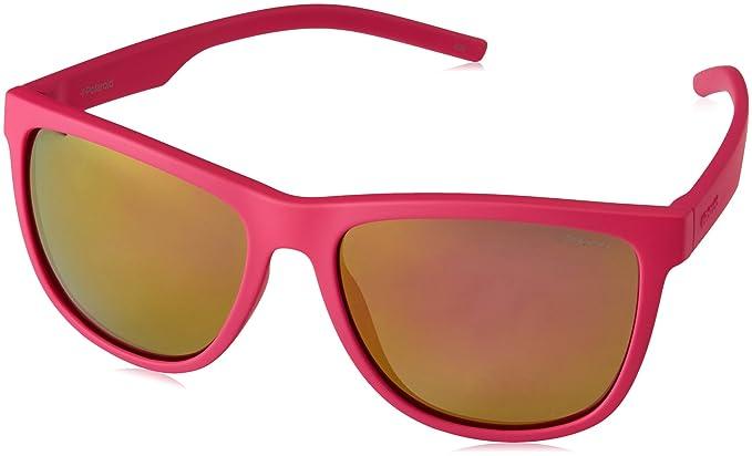 Polaroid PLD 6014/S AI CYQ Gafas de Sol, Unisex Adulto, Rosa (Dark Pink Grey Speckled Pz), 56: Amazon.es: Deportes y aire libre