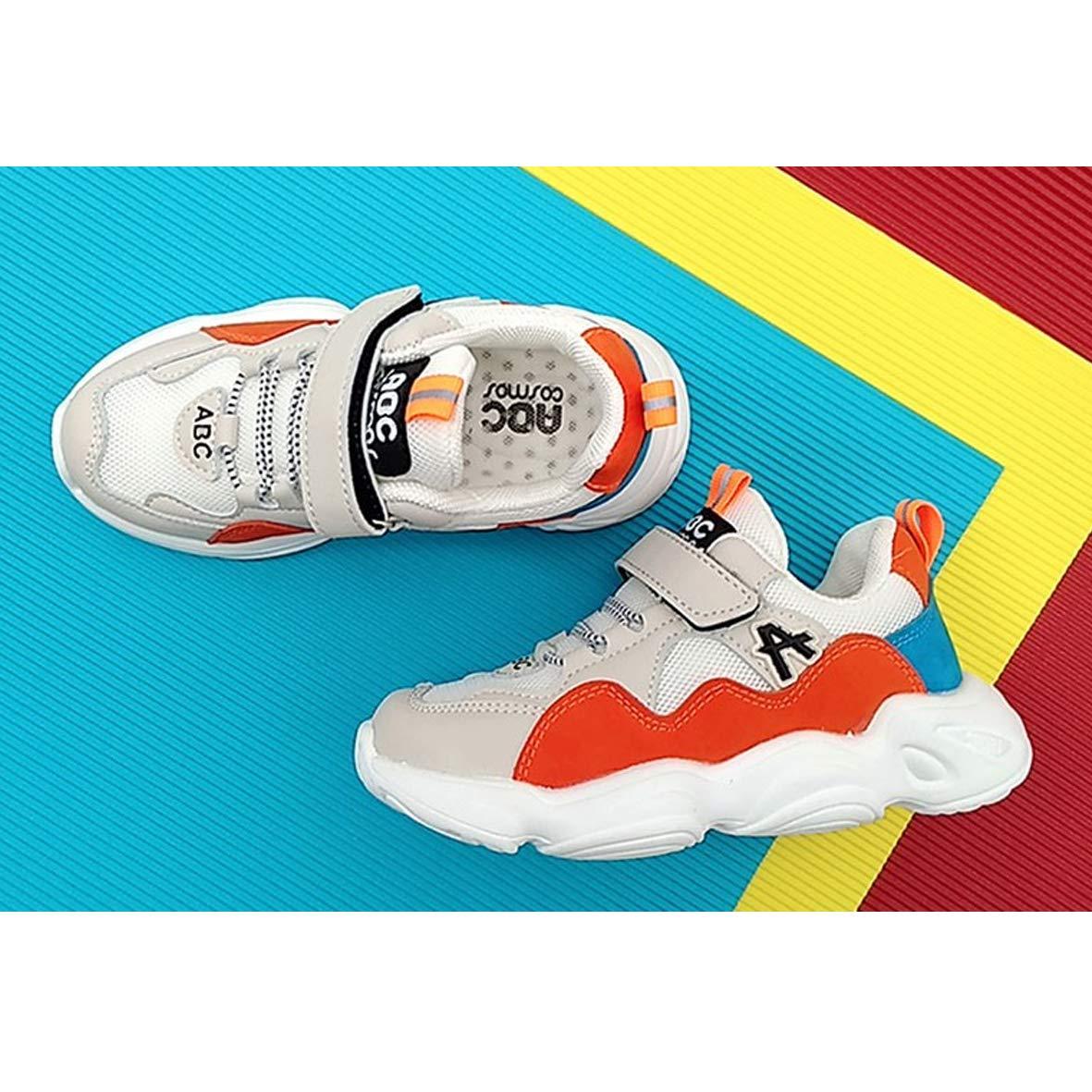 Scarpe Sportive Bambino Sneakers Ragazzo Scarpe da Corsa Ragazze Scarpe da Running per Bambine e Ragazze Scarpe Indoor Sport per Ragazze Sneakers per Bambino Scarpe Outdoor Sport per Ragazze 27-37