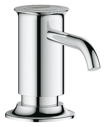 Grohe - Dispensador de jabón Para mezcladores Parkfield-sink Ref. 40537000