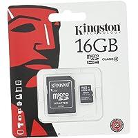 Kingston SDC4 16 GB Mikro SD Kart