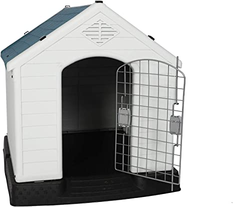 LUCKYERMORE Dog Kennel