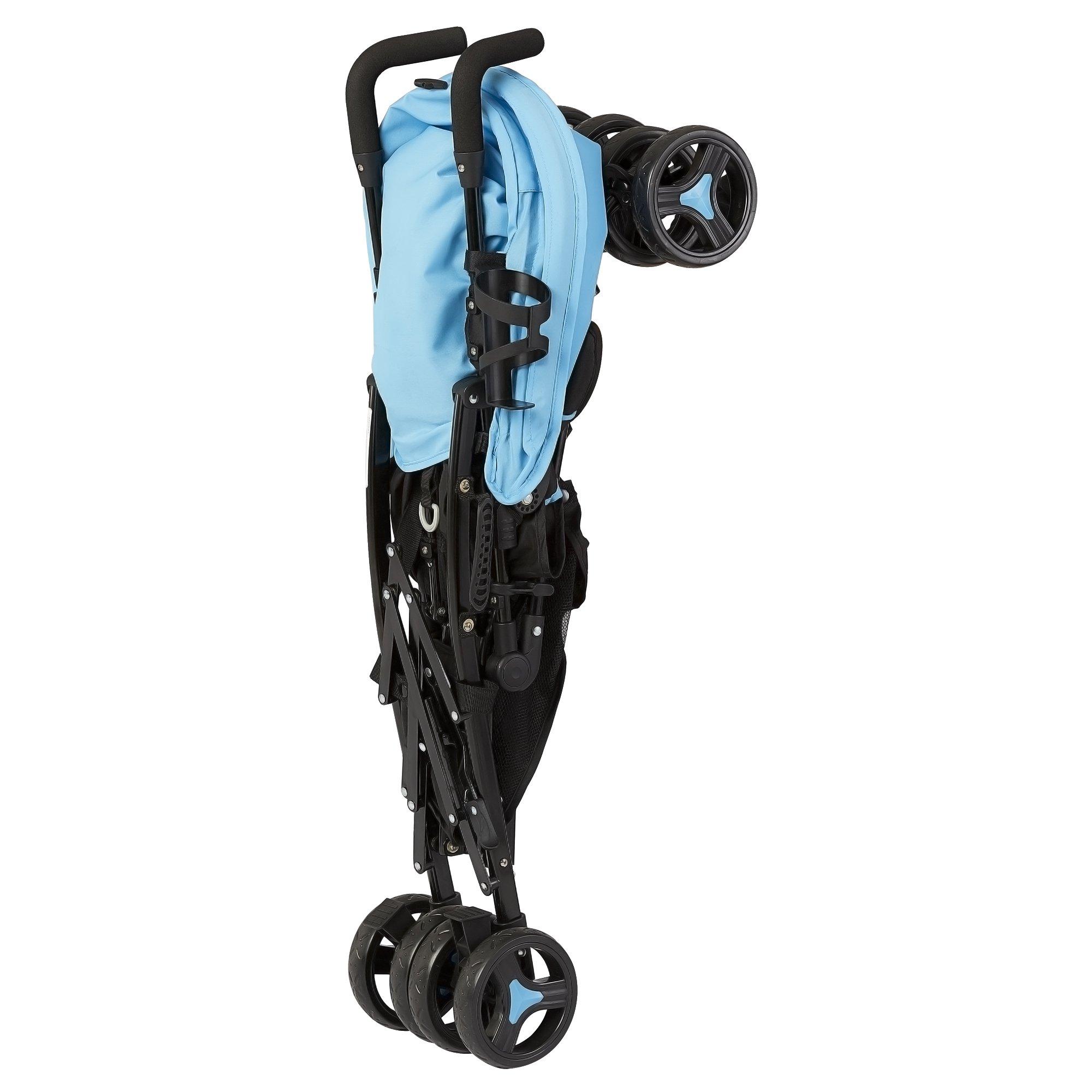 Dream On Me Jasper Lightweight Stroller, Blue